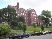 Hvitfeldtska high school